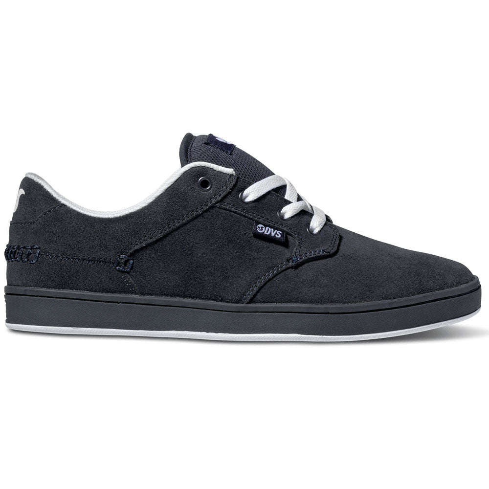 DVS Quentin - Navy Suede 402 - Skateboard Shoes