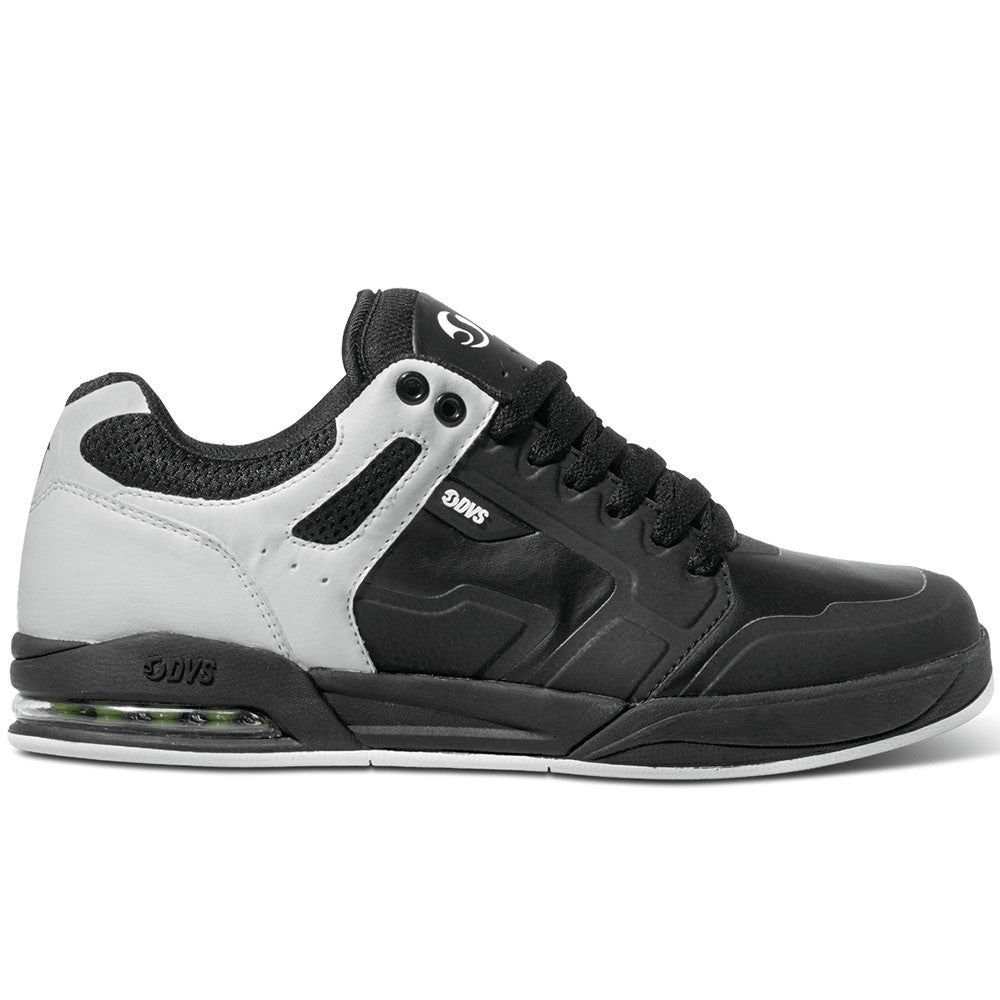 DVS Enduro X - Black/White/Lime 002 - Skateboard Shoes