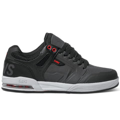 DVS Enduro X - Grey/Black/Red 020 - Skateboard Shoes