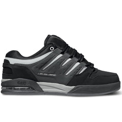 DVS Tycho - Black/Grey/Grey 003 - Skateboard Shoes