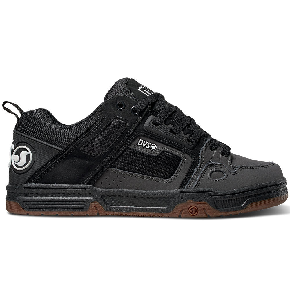 DVS Comanche - Grey/Black/White 026 - Skateboard Shoes