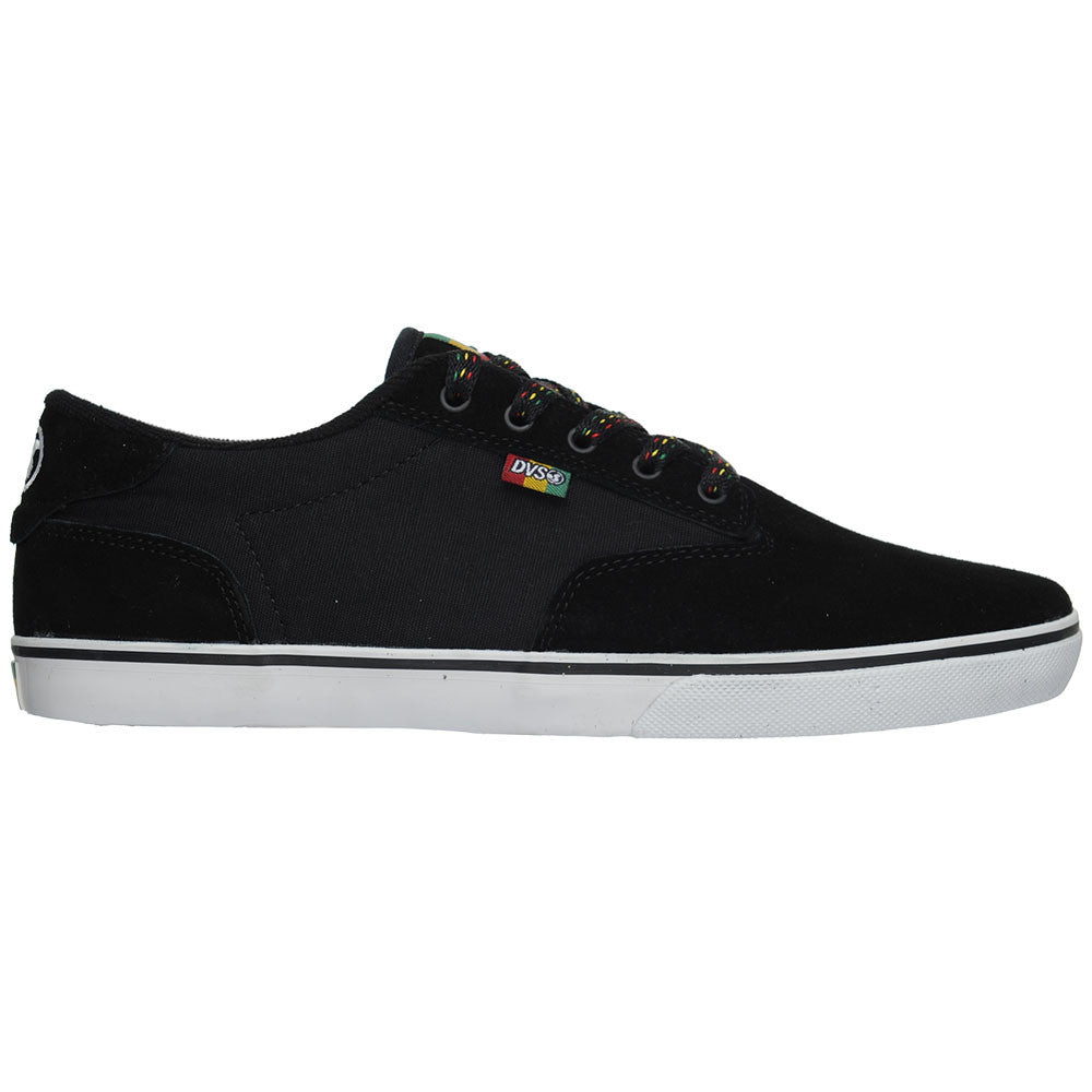 DVS Daewon 12'er - Black - Men's Skateboard Shoes