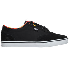 DVS Daewon 12'er - Black Suede Almost - Men's Skateboard Shoes