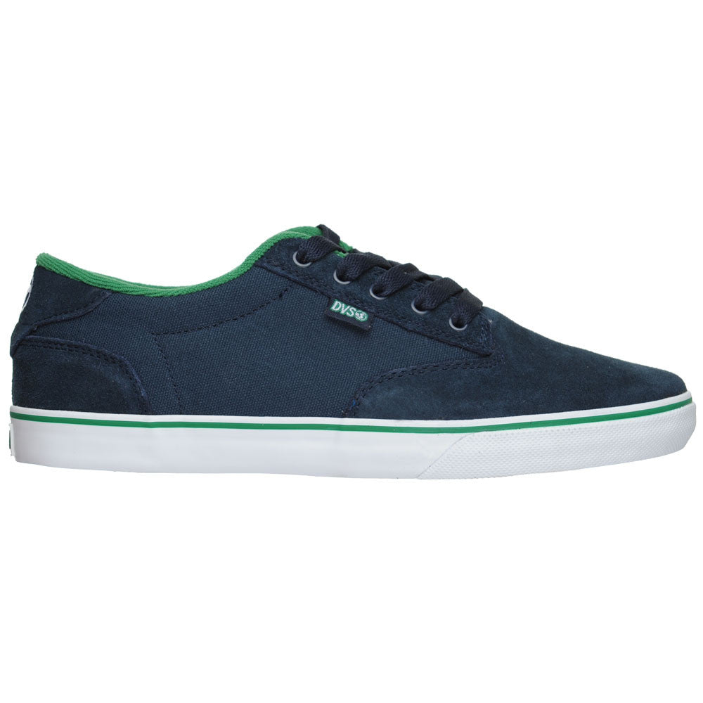 DVS Daewon 12'er - Blue Suede - Men's Skateboard Shoes