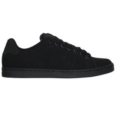 DVS Gavin 2 - Black Nubuck - Men's Skateboard Shoes