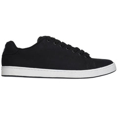 DVS Gavin 2 - Black/White Canvas  - Men's Skateboard Shoes
