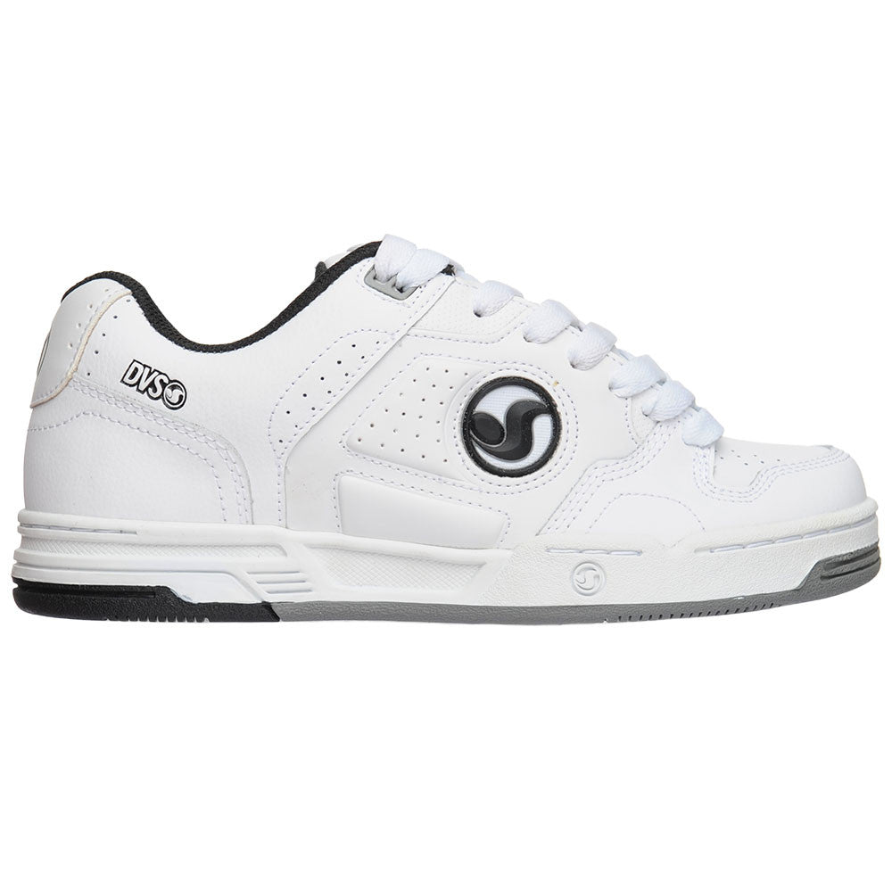 DVS Havoc - White Nubuck - Men's Skateboard Shoes