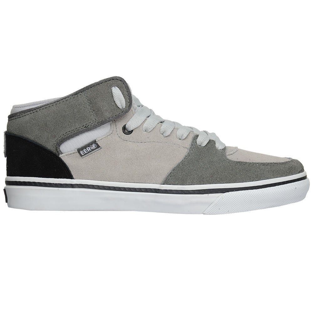 DVS Torey - Grey Suede - Men's Skateboard Shoes