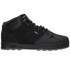 DVS Westridge - Black Nubuck - Men's Skateboard Shoes