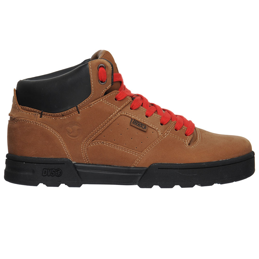 DVS Westridge Snow - Brown Nubuck MFM - Men's Skateboard Shoes