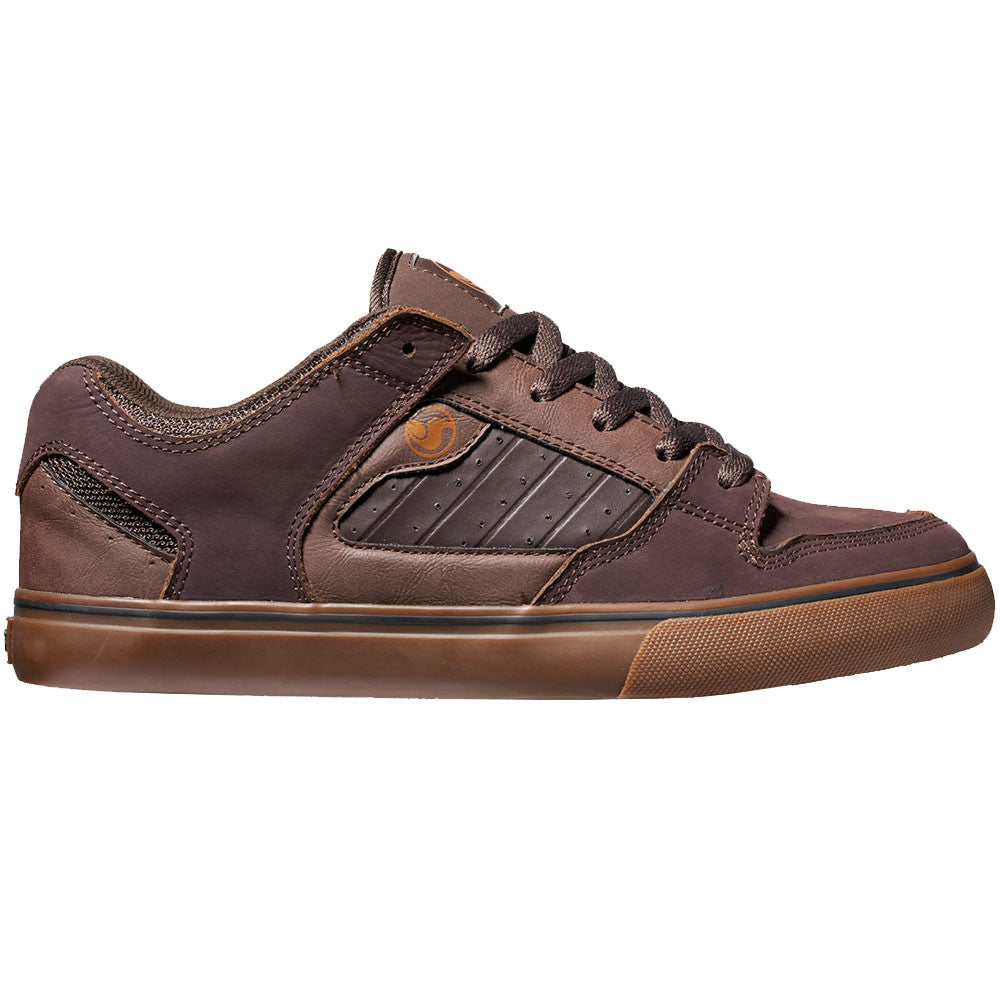 DVS Militia CT - Brown/Gum 200 - Men's Skateboard Shoes