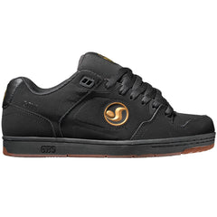 DVS Discord - Black/Gold 012 - Men's Skateboard Shoes