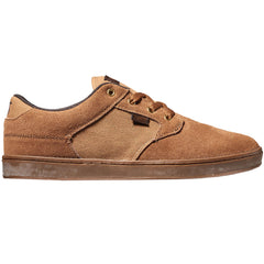 DVS Quentin - Brown/Gum 202 - Men's Skateboard Shoes