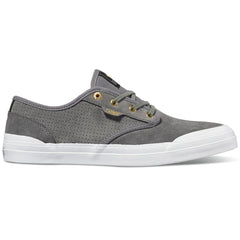DVS Cedar - Grey/Gold 020 - Men's Skateboard Shoes