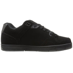 DVS Dicord - Black/Silver 015 - Men's Skateboard Shoes