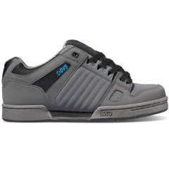 DVS Celsius - Grey/Black/Blue 025 - Men's Skateboard Shoes