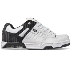 DVS Enduro Heir - White/Black 111 - Men's Skateboard Shoes