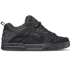 DVS Comanche - Black/Black/Black 967 - Men's Skateboard Shoes