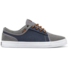 DVS Aversa - Grey/Blue 024 - Men's Skateboard Shoes