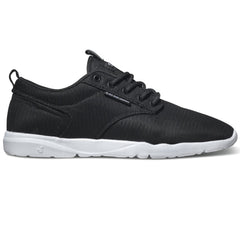 DVS Premier 2.0 - Black/White Mesh 001 - Men's Skateboard Shoes