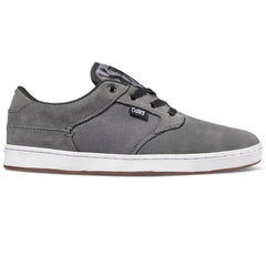 DVS Quentin - Grey/Black 022 - Men's Skateboard Shoes