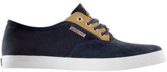 Dekline Daily - Midnight/Wheat Suede - Skateboard Shoes