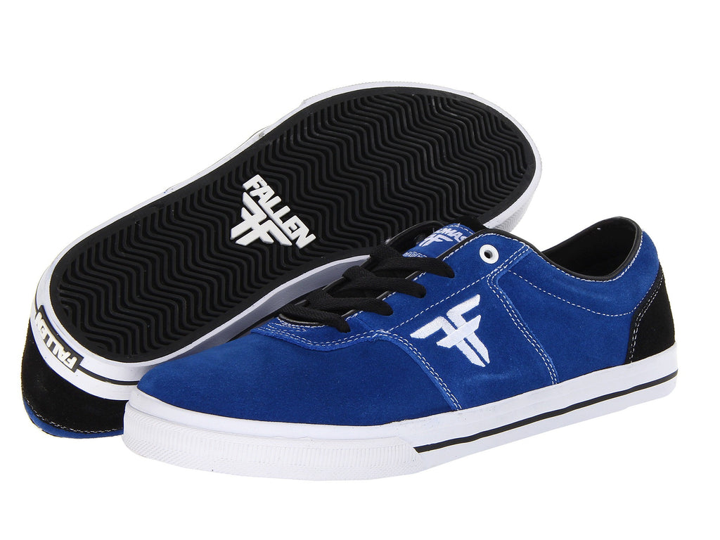 Fallen Victory - Generation Blue/White - Men's Shoes