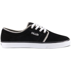 Fallen Forte 2 - Black/White/Grey - Men's Shoes