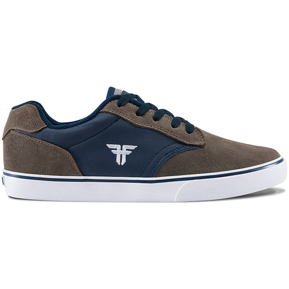 Fallen Slash - Afghan Brown/Midnight Blue - Men's Shoes