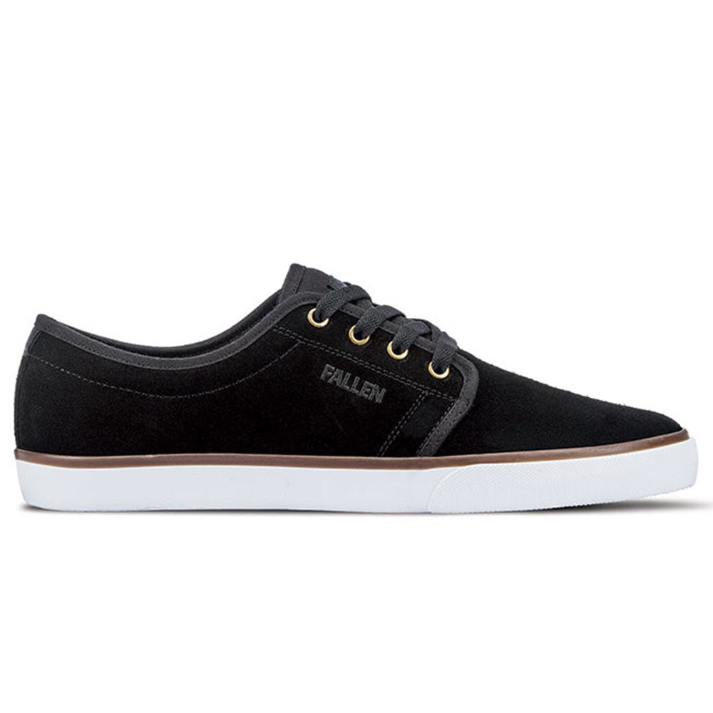 Fallen Forte 2 - Black/White - Men's Shoes