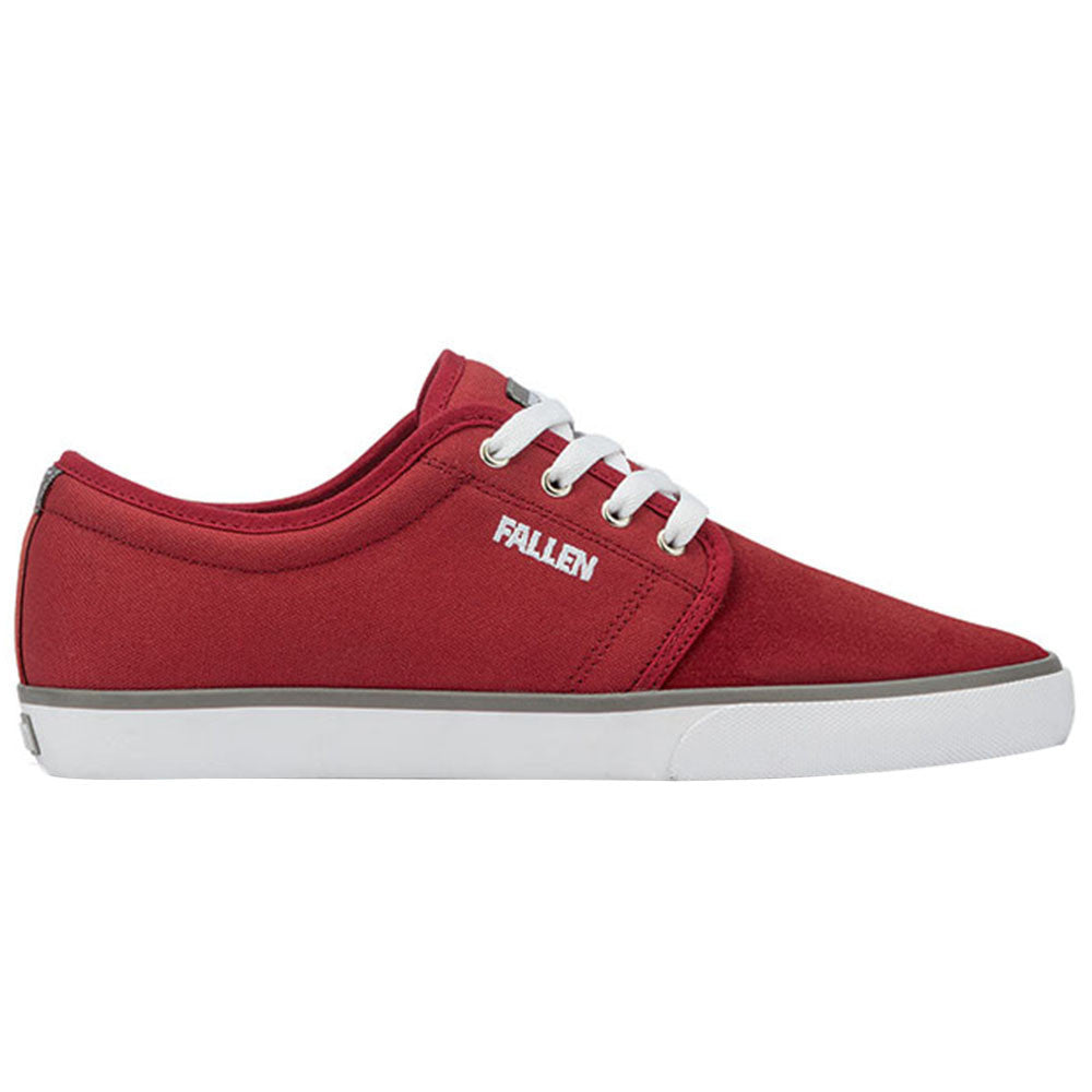 Fallen Forte 2 - Blood Red/Cement - Men's Shoes