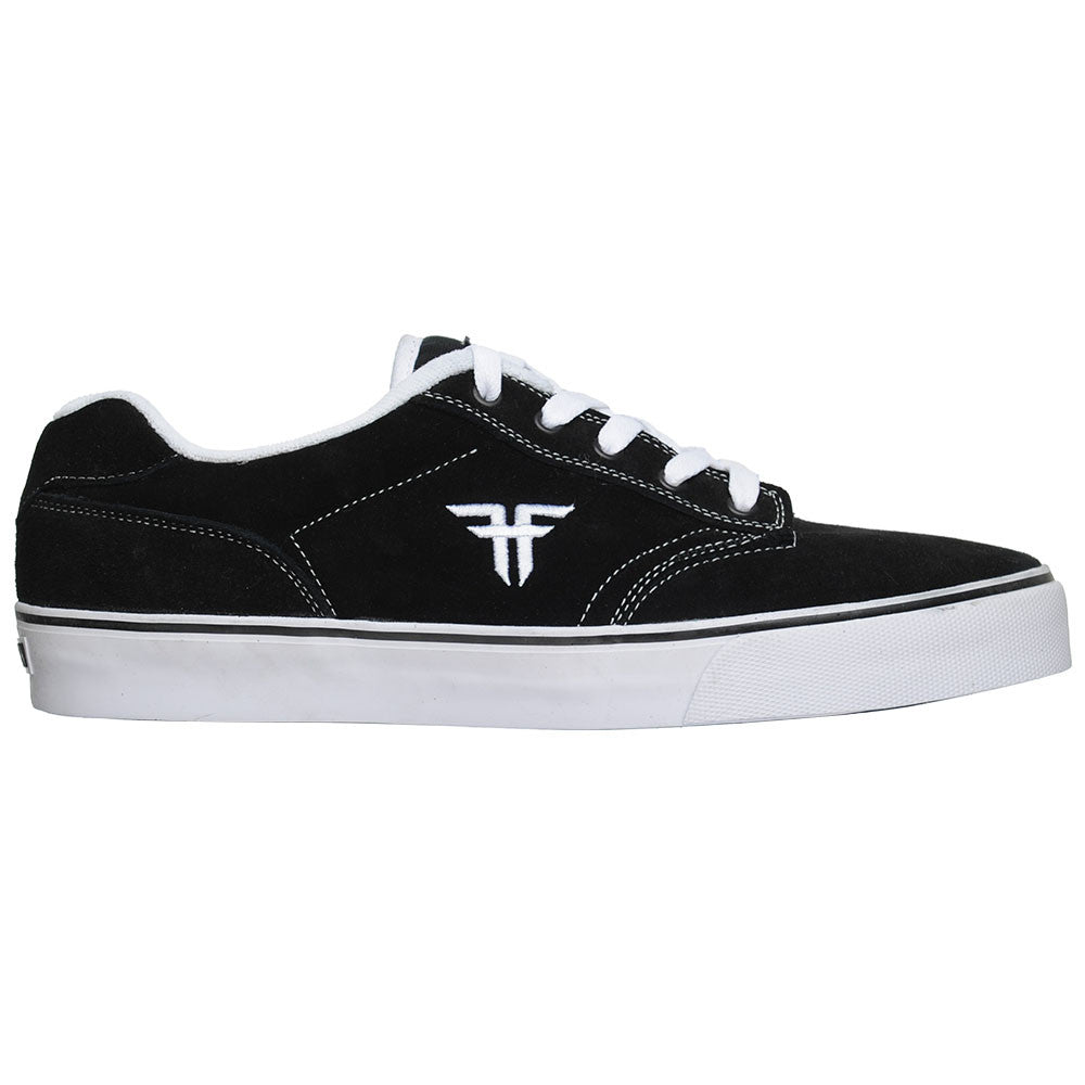 Fallen Brian Hansen Slash - Black/White - Men's Skateboard Shoes
