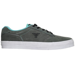 Fallen Brian Hansen Slash - Charcoal/Turquoise - Men's Skateboard Shoes