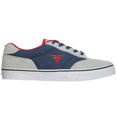 Fallen Brian Hansen Slash - Silver/Navy Red - Men's Skateboard Shoes
