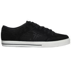 Fallen Chris Cole Ripper - Black/White II - Men's Skateboard Shoes