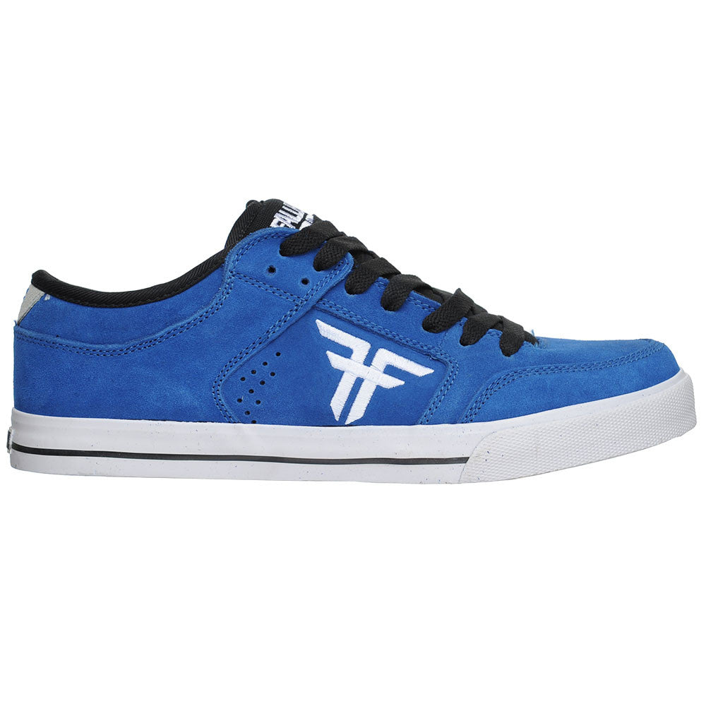 Fallen Chris Cole Ripper - Royal/White  - Men's Skateboard Shoes