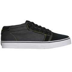 Fallen Jamie Thomas Forte Mid - Black/Gold - Men's Skateboard Shoes
