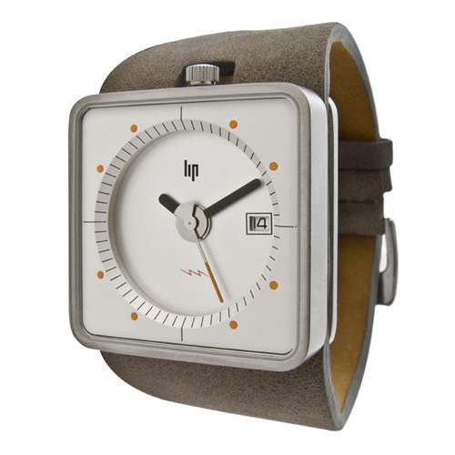 Lip Big TV White & Mole - Tan - Watch