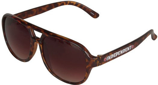 Independent Smooth Operator Sunglasses Tortoise Shell OS Unisex - Sunglasses