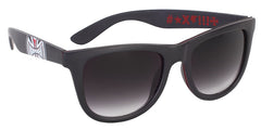 Independent FN Sunglasses - Matte Black - OS Unisex - Sunglasses