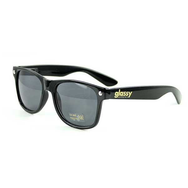 Glassy Leonard - Black - Sunglasses