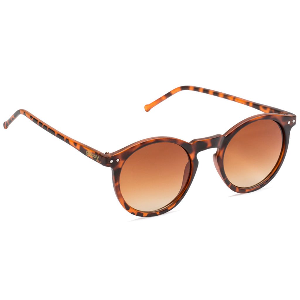 Glassy Chad TimTim Signature Polarized - Tortoise - Sunglasses