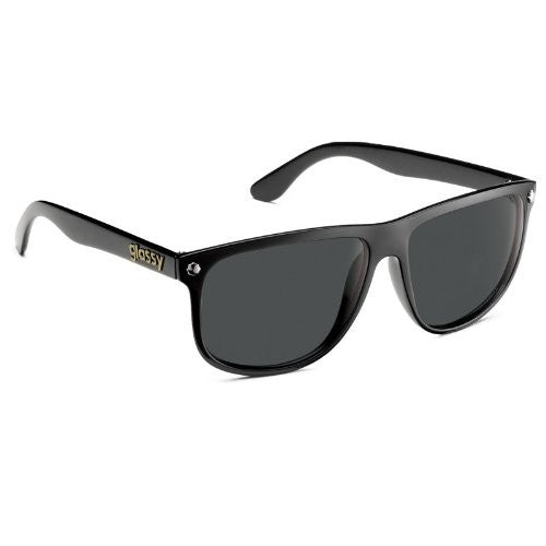 Glassy Mikey Taylor Signature Polarized - Black - Sunglasses