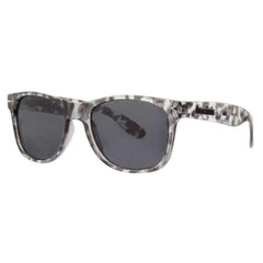 Brigada Lawless - Grey/Tortoise w/ Smoke Lens - Sunglasses