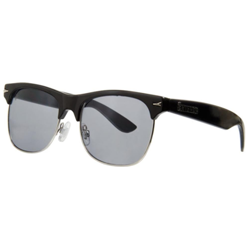 Brigada Midtown - Black w/ Smoke Lens - Sunglasses