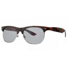 Brigada Midtown - Orange Tortoise w/ Smoke Lens - Sunglasses