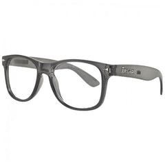 Brigada Lawless - Charcoal/Frost w/ Clear Lens - Sunglasses