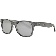 Brigada Lawless - Charcoal/Frost w/ Smoke Mirrored Lens - Sunglasses