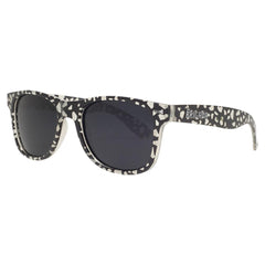 Brigada Lawless - Black/Glow Rocks w/ Smoke Lens - Sunglasses