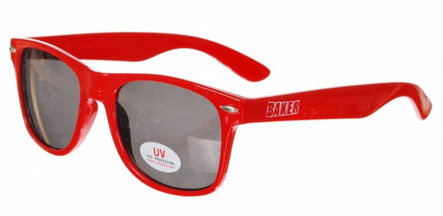 Baker BK - Red/White - Sunglasses